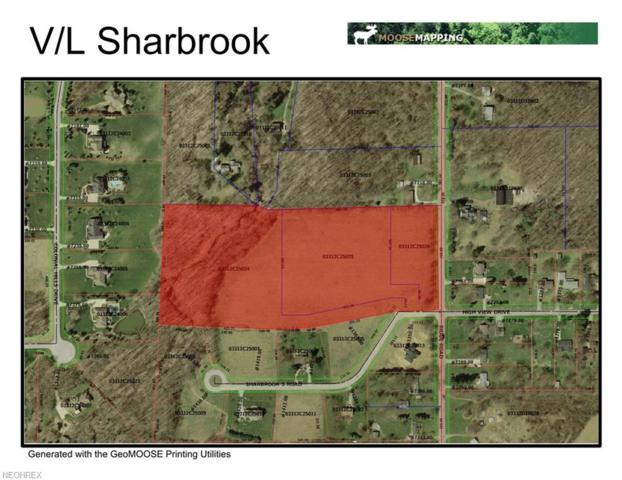 V/L Sharbrook South Rd, Wadsworth, OH 44281 (MLS #3985170) :: Keller Williams Chervenic Realty