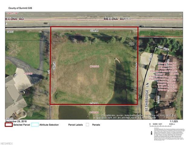 4520-V/L Medina Rd, Copley, OH 44321 (MLS #3985172) :: The Crockett Team, Howard Hanna