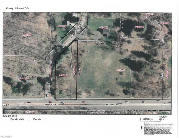 V/L Medina Rd, Copley, OH 44321 (MLS #3985175) :: Keller Williams Chervenic Realty
