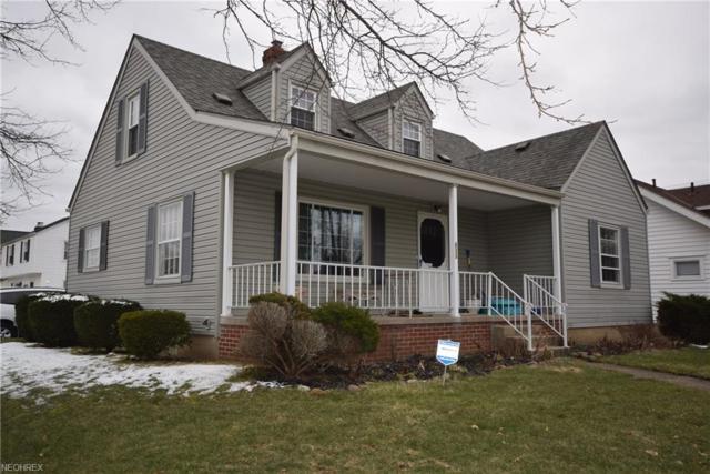 633 S Firestone Blvd, Akron, OH 44301 (MLS #3985194) :: Keller Williams Chervenic Realty