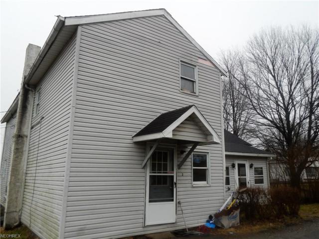 1097 Bedford Rd, Masury, OH 44438 (MLS #3985437) :: Keller Williams Chervenic Realty