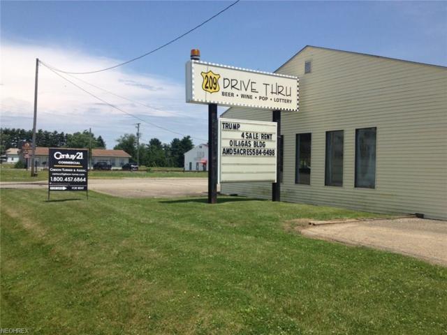 61074 Southgate Rd, Cambridge, OH 43725 (MLS #3985678) :: Keller Williams Chervenic Realty