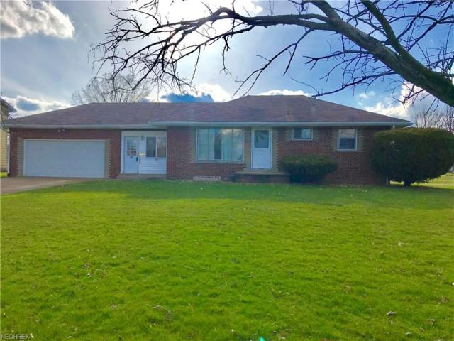 136 Gertrude Ave, Campbell, OH 44405 (MLS #3985773) :: Keller Williams Chervenic Realty