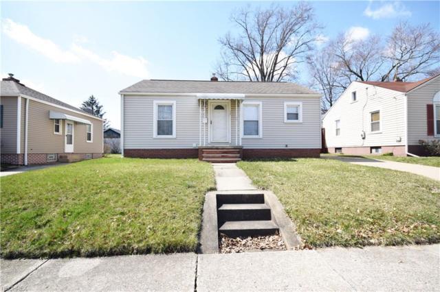 1194 Hammel St, Akron, OH 44306 (MLS #3986499) :: Keller Williams Chervenic Realty