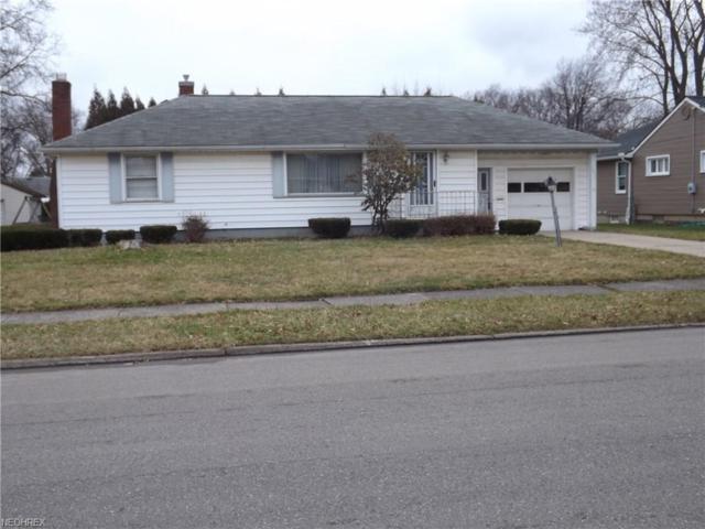 1056 Beechwood, Girard, OH 44420 (MLS #3986503) :: PERNUS & DRENIK Team