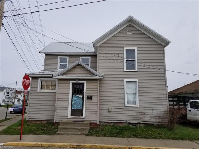 195 W Main St, Crooksville, OH 43731 (MLS #3986708) :: Keller Williams Chervenic Realty