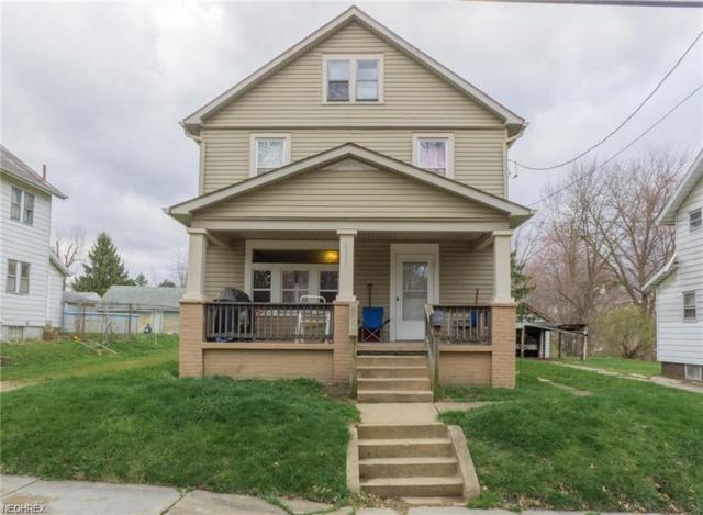 1365 Woodland Ave, Alliance, OH 44601 (MLS #3987454) :: Keller Williams Chervenic Realty
