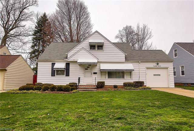 4851 Ridgebury Blvd, Lyndhurst, OH 44124 (MLS #3987464) :: Keller Williams Chervenic Realty