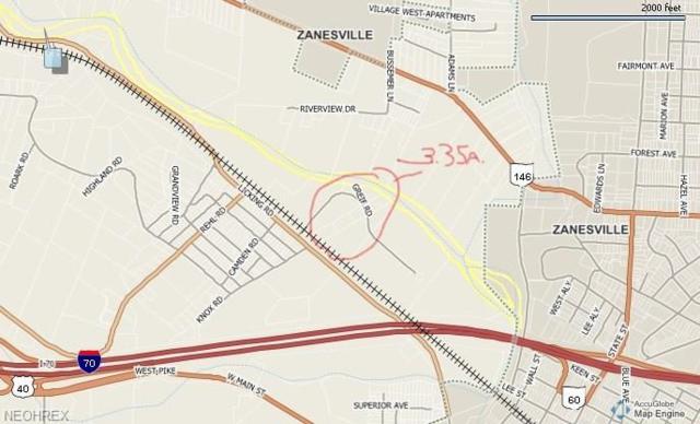 2050 Greif Rd, Zanesville, OH 43701 (MLS #3987511) :: Keller Williams Chervenic Realty