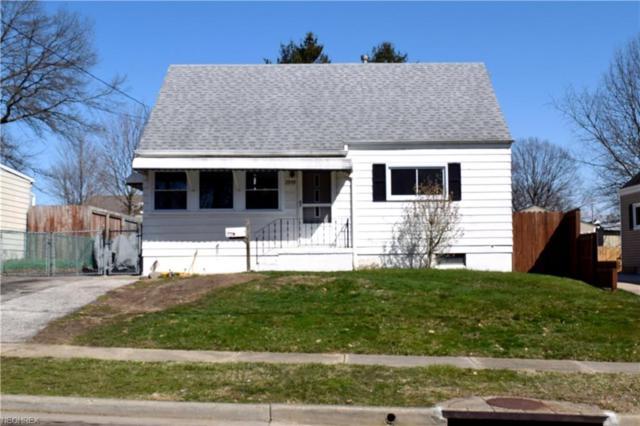 2959 Cory Ave, Akron, OH 44314 (MLS #3987818) :: Keller Williams Chervenic Realty