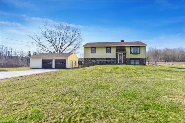 22029 N Benton West Rd, North Benton, OH 44449 (MLS #3987910) :: Keller Williams Chervenic Realty