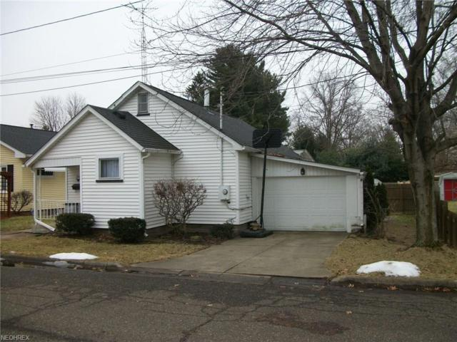 116 W 20th St, Dover, OH 44622 (MLS #3988202) :: Keller Williams Chervenic Realty