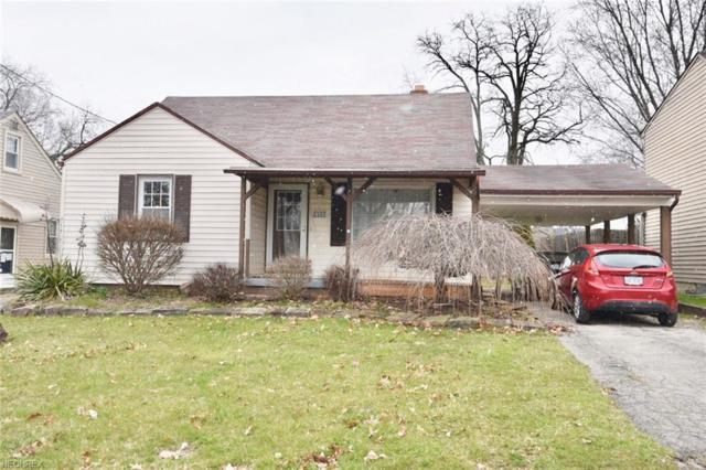 53 W Lewis St, Struthers, OH 44471 (MLS #3988284) :: RE/MAX Valley Real Estate