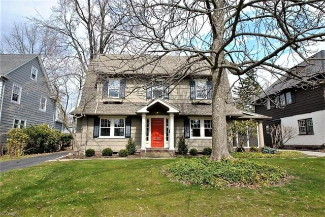 3023 Chadbourne Rd, Shaker Heights, OH 44120 (MLS #3988587) :: The Crockett Team, Howard Hanna