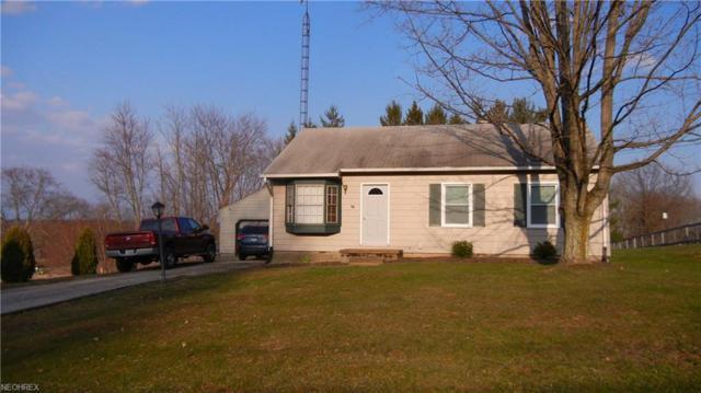 1776 Depot Rd, Salem, OH 44460 (MLS #3988651) :: Keller Williams Chervenic Realty