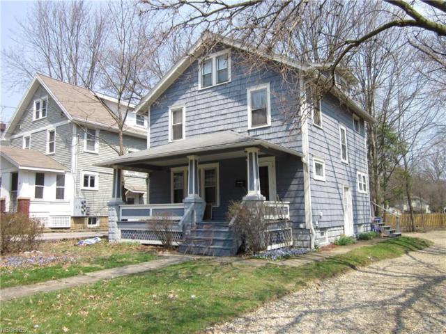 133 N Willow St, Kent, OH 44240 (MLS #3988725) :: Keller Williams Chervenic Realty