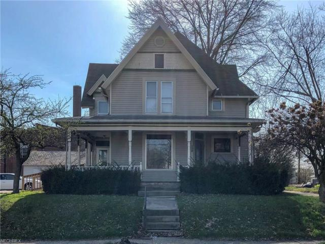 139 Park Ave, Coshocton, OH 43812 (MLS #3988801) :: Keller Williams Chervenic Realty