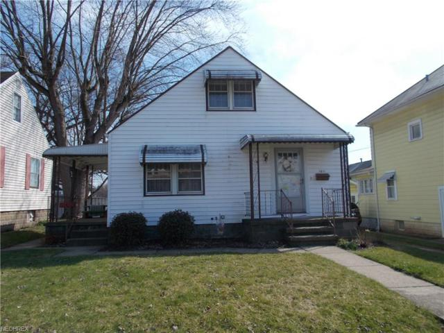 1611 Walnut St, Coshocton, OH 43812 (MLS #3988923) :: Keller Williams Chervenic Realty