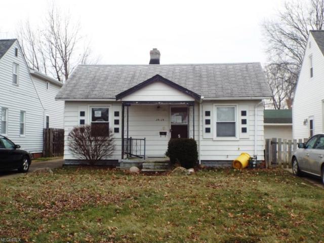 29128 Weber Ave, Wickliffe, OH 44092 (MLS #3989107) :: PERNUS & DRENIK Team