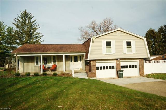 637 Shady Ln NE, Warren, OH 44484 (MLS #3989111) :: Keller Williams Chervenic Realty