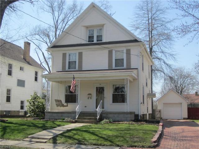 181 Fair Ave, Salem, OH 44460 (MLS #3989163) :: Keller Williams Chervenic Realty