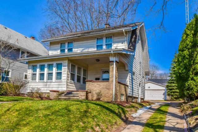 1222 Ridge Rd NW, Canton, OH 44703 (MLS #3989237) :: Keller Williams Chervenic Realty
