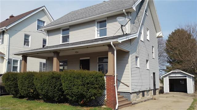 113 S Maryland Ave, Youngstown, OH 44509 (MLS #3989323) :: RE/MAX Valley Real Estate