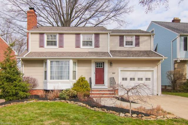 3519 Edison Rd, Cleveland Heights, OH 44121 (MLS #3989416) :: Keller Williams Chervenic Realty