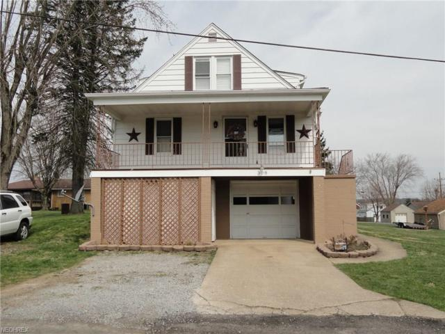 308 Arch St, Follansbee, WV 26037 (MLS #3989418) :: Keller Williams Chervenic Realty
