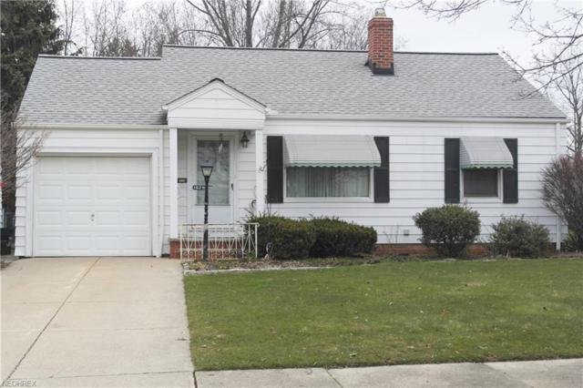 1629 Curry Dr, Lyndhurst, OH 44124 (MLS #3989421) :: Keller Williams Chervenic Realty