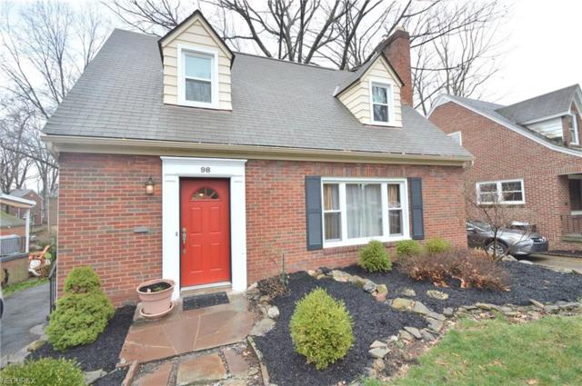 98 Jennette Dr, Boardman, OH 44512 (MLS #3989544) :: RE/MAX Valley Real Estate