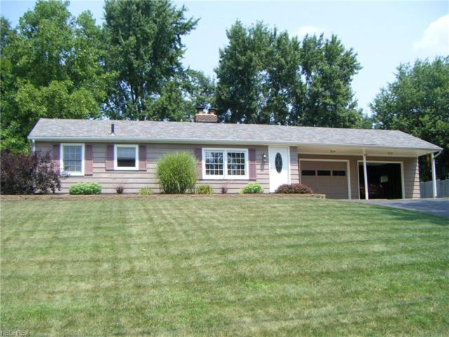 5863 Walbrook St NW, Canton, OH 44718 (MLS #3989556) :: RE/MAX Edge Realty