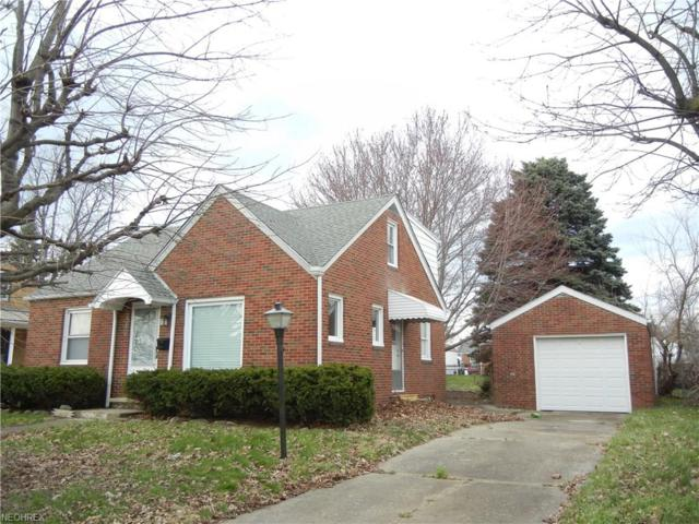 2911 15th St NW, Canton, OH 44708 (MLS #3989558) :: RE/MAX Edge Realty