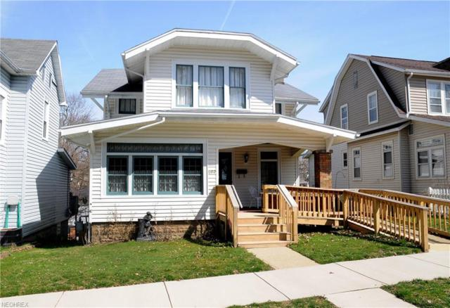 602 N 10th St, Cambridge, OH 43725 (MLS #3989662) :: Keller Williams Chervenic Realty