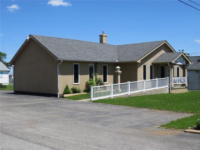 2693 Wimber Ave NE, Warren, OH 44483 (MLS #3989719) :: Keller Williams Chervenic Realty
