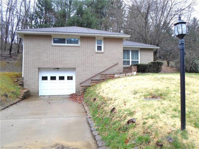 430 Johnsonville Road, Chester, WV 26034 (MLS #3989721) :: Keller Williams Chervenic Realty