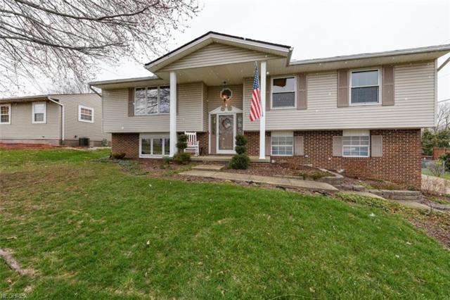 628 Meadowridge Ave NW, Canton, OH 44708 (MLS #3989723) :: Keller Williams Chervenic Realty