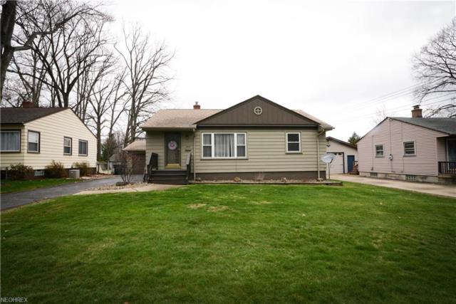3214 Quentin Dr, Youngstown, OH 44511 (MLS #3989887) :: RE/MAX Valley Real Estate