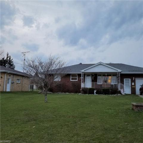 512 Blossom Ave, Campbell, OH 44405 (MLS #3989973) :: Keller Williams Chervenic Realty