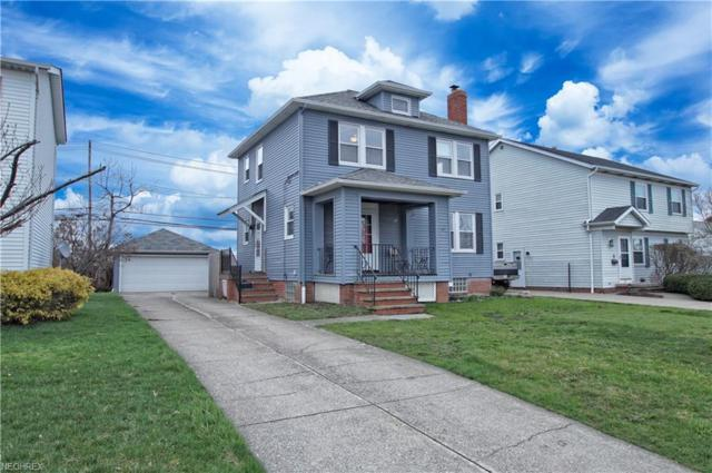 1447 Orchard Heights Dr, Cleveland, OH 44124 (MLS #3990052) :: The Crockett Team, Howard Hanna