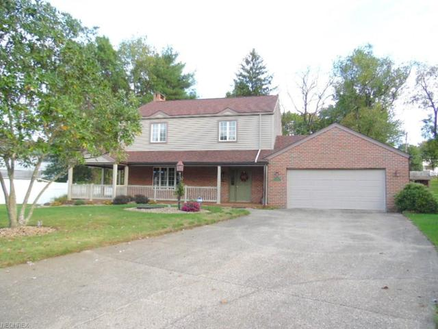1728 Flint Lane Ln, Coshocton, OH 43812 (MLS #3990150) :: Keller Williams Chervenic Realty