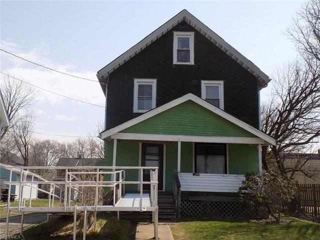 1587 Homewood Ave SE, Warren, OH 44484 (MLS #3990175) :: RE/MAX Valley Real Estate