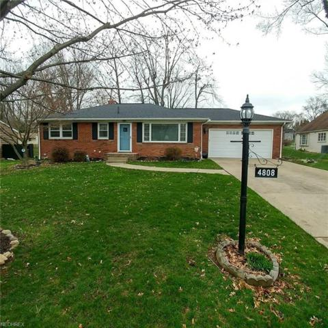 4808 Meadowlane Dr NW, Canton, OH 44709 (MLS #3990200) :: RE/MAX Edge Realty