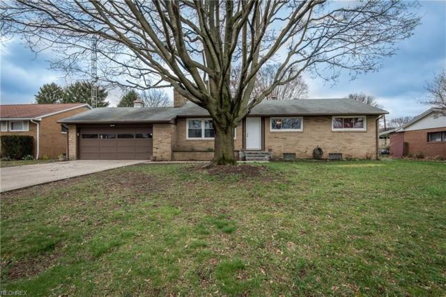 3838 Kingman Ave NW, Canton, OH 44709 (MLS #3990279) :: Tammy Grogan and Associates at Cutler Real Estate