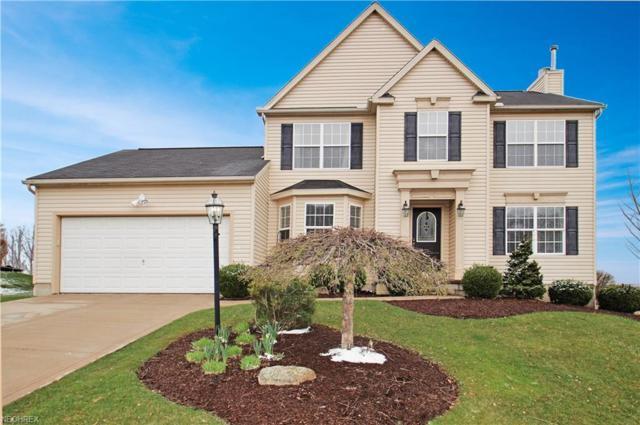 9832 Emerald Ridge Ave NW, Canal Fulton, OH 44614 (MLS #3990303) :: Keller Williams Chervenic Realty