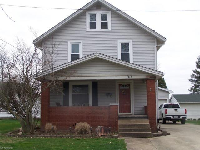 313 Washington Blvd, Orrville, OH 44667 (MLS #3990329) :: RE/MAX Edge Realty