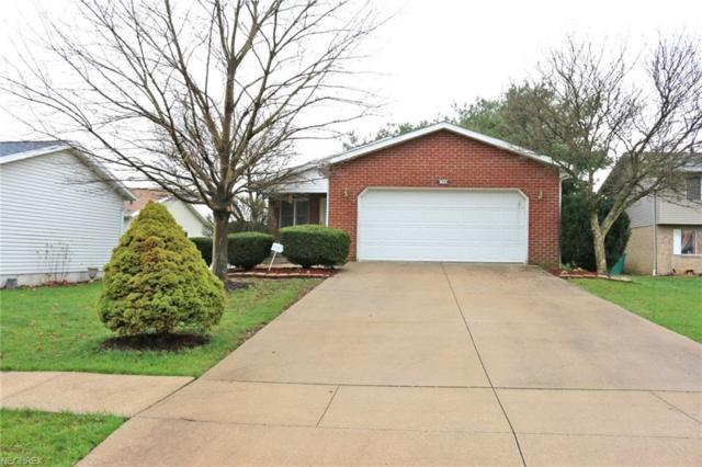 972 Carriage Ln, Wooster, OH 44691 (MLS #3990352) :: Keller Williams Chervenic Realty