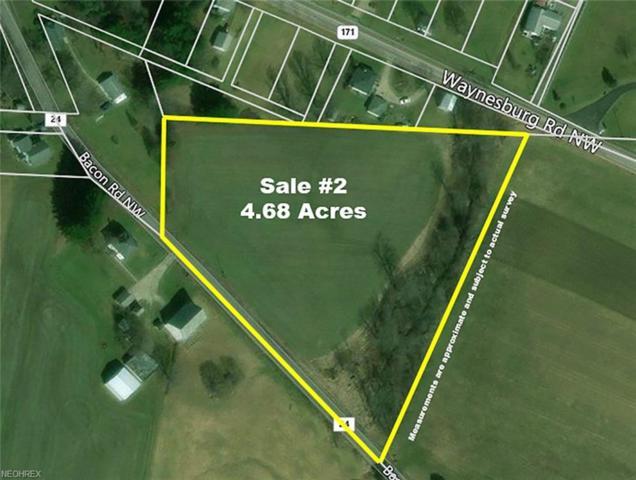 Bacon Rd, Carrollton, OH 44615 (MLS #3990393) :: Keller Williams Chervenic Realty