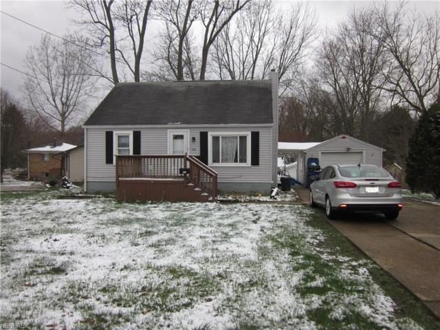500 S Francis St, Kent, OH 44240 (MLS #3990407) :: Keller Williams Chervenic Realty