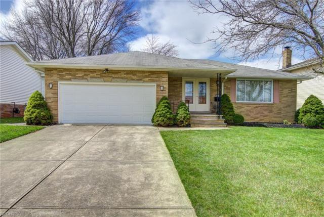6862 Talbot Dr, Cleveland, OH 44129 (MLS #3990433) :: Keller Williams Chervenic Realty